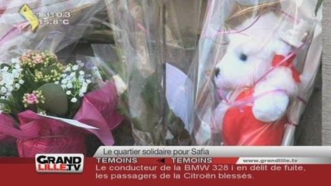 Mort de Safia : Le quartier Oran Cartigny en deuil (Roubaix)