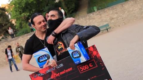 Mortal Kombat - MKC Featurette - FR - PS Vita.mp4