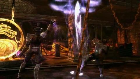 Mortal Kombat - Rain Official Trailer