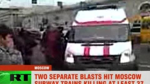 Moscou: double explosion dans le métro