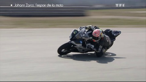Moto2 : Johann Zarco dans la cour des grands (08/04/2012)