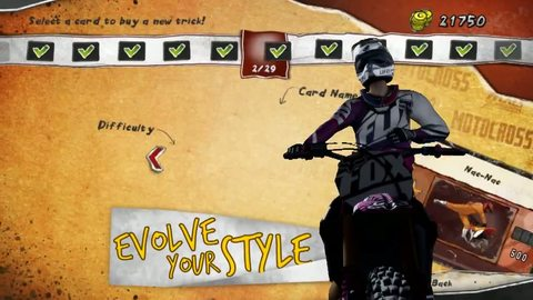MUD Film Motocross World Championship - Trick Battle Mode Trailer - PS3 Xbox360 PC.mp4