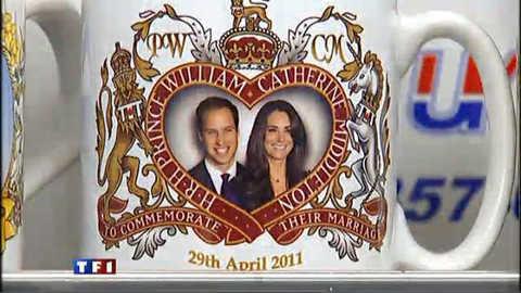 Mugs, bagues... : Kate et William, un couple sacrément vendeur