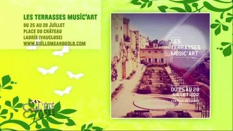 Music'art: un festival éclectique qui allie musique et art