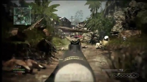 MW3 Multiplayer Action Trailer - Call of Duty Modern Warfare 3 (PC, PS3, Xbox 360)