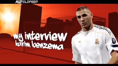 MyInterview: Karim Benzema - 7 Avril 2010