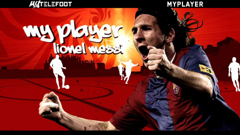 MyPlayer : Lionel Messi