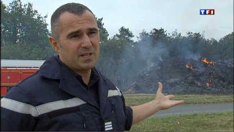 Mystérieuse série d'incendies dans le monde agricole