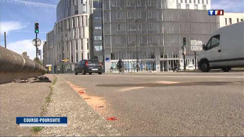 Nantes : des policiers blessés par des malfaiteurs mineurs