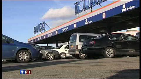 Nantes : les pompes à essence sont à sec