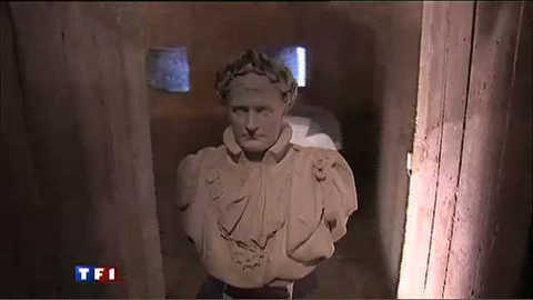 Napoléon Bonaparte revient en Corse