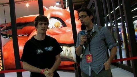 Naruto Ultimate Ninja Storm 3 : la vidéo de la Japan Expo 2012