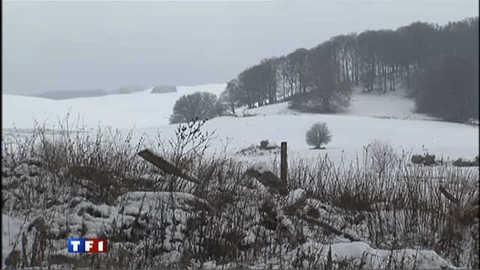 A Nasbinals, les habitants sont parés pour l'hiver