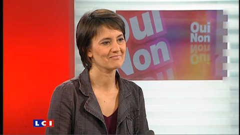 """Nathalie Arthaud : """" La crise sociale en Europe est inéluctable """""""