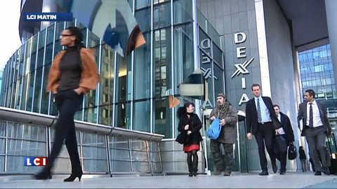 """Nationaliser Dexia : """"peut-être la solution pour sauver 1300 emplois"""""""