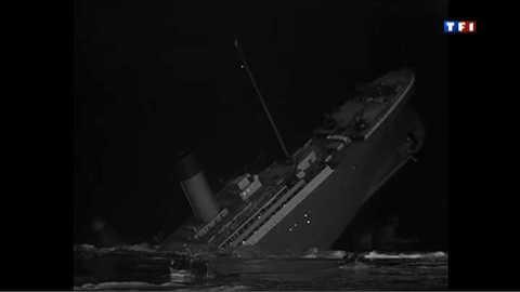 Le naufrage du Titanic, une source d'inspiration du cinéma
