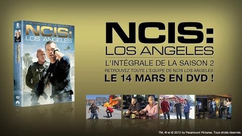NCIS : Los Angeles - S2 -  Une équipe unie... ou presque!