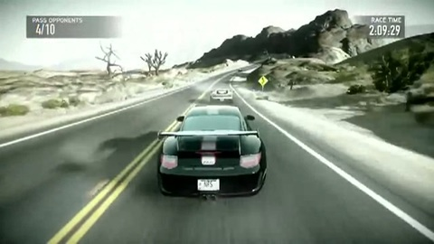 Need for Speed The Run - Run for the Hills