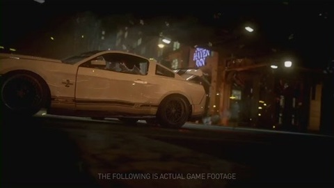 Need For Speed - The Run : Story trailer