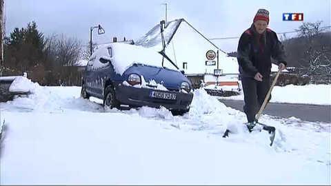 La neige et le froid, ce sera bientôt un souvenir en Alsace
