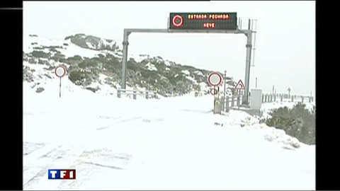 Neige : le monde prend des airs de petite Sibérie