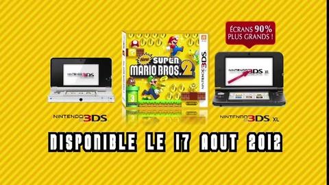 New Super Mario Bros 2 - Nouveau Trailer