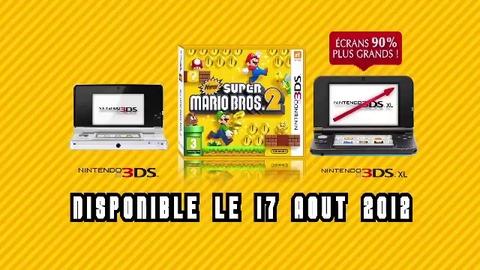 New Super Mario Bros 2 - Vidéo : Le Défi