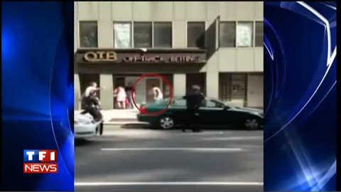 New York : un homme abattu par la police en plein Times Square