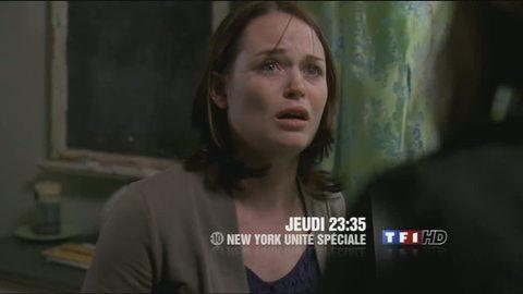 New York Unité Spéciale - JEUDI 9 FÉVRIER 2012 23:35