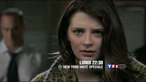 NEW YORK UNITÉ SPÉCIALE - LUNDI 18 OCTOBRE 2010 22:30