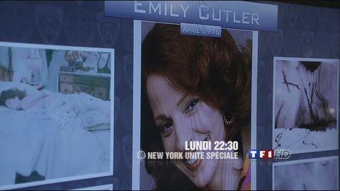 NEW YORK UNITÉ SPÉCIALE - LUNDI 6 DÉCEMBRE 2010 22:30