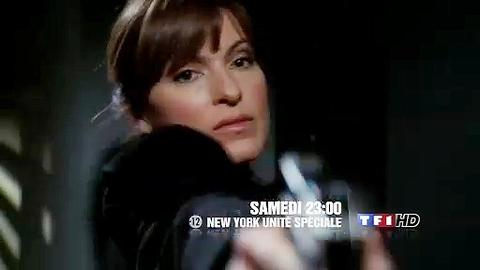 NEW YORK UNITÉ SPÉCIALE - SAMEDI 4 AVRIL 2009 23:10