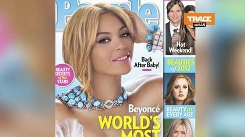 News : Beyonce est la plus belle femme du monde