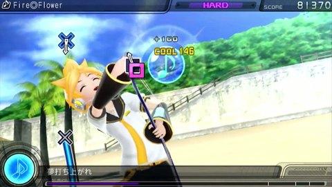 Next Hatsune Miku Project Diva - Gameplay 5 JP - PS3 PS Vita.mp4