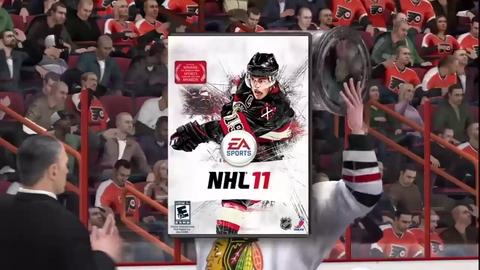NHL 13 - Vote pour la jaquette Trailer
