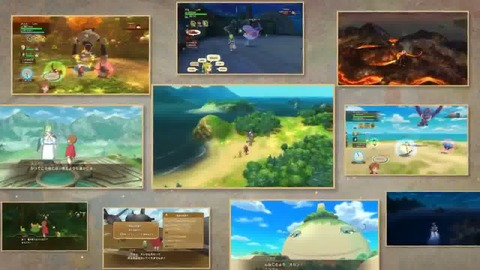 Ni no Kuni Wrath of the White Witch - New Edition Trailer - JP - PS3.mp4