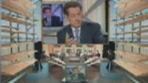 """Nicolas Sarkozy : """"Le deuxième tour n'efface pas le premier"""""""