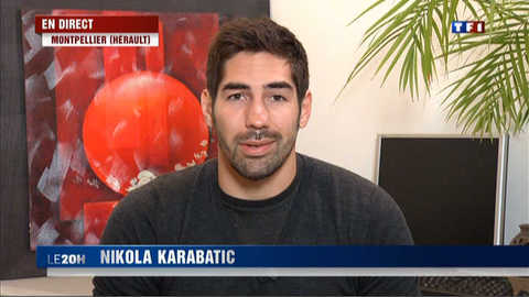 Nikola Karabatic, sa réponse aux accusations