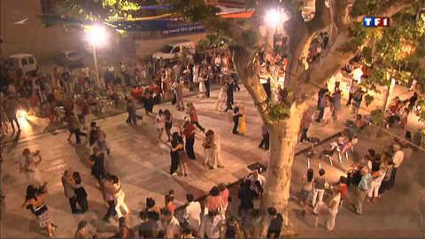 Nîmes, capitale d'été du tango
