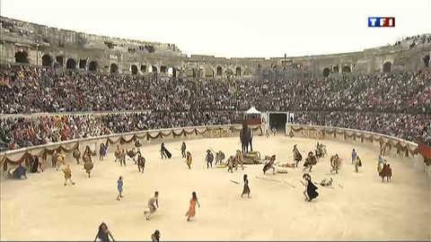 Nîmes organise ses Jeux Romains