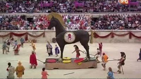 Nîmes au temps des Grands Jeux Romains 2012