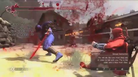 Ninja Gaiden 3 - Backstage Interview - FR - PS3 Xbox360