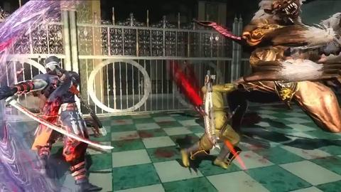 Ninja Gaiden 3 - Vidéo : Présentation de l'Ultimate Ninja Pack