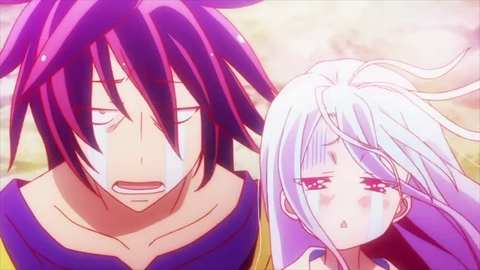 No Game No Life // Episode 2