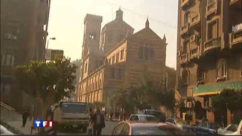 Le Noël des coptes d'Alexandrie sous haute surveillance