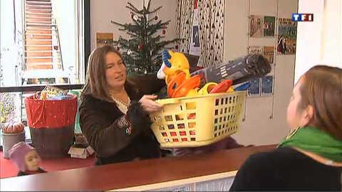 Noël : ils donnent une seconde vie aux jouets usagés