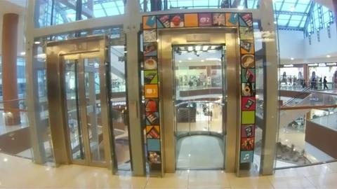 Nokia piège des personnes dans un ascenseur (1)
