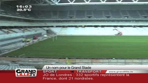 Un nom pour le Grand Stade de Lille