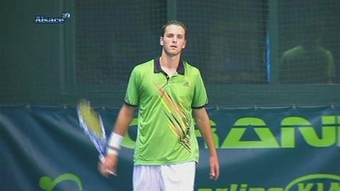 Le nouveau numéro 1 du tennis alsacien!