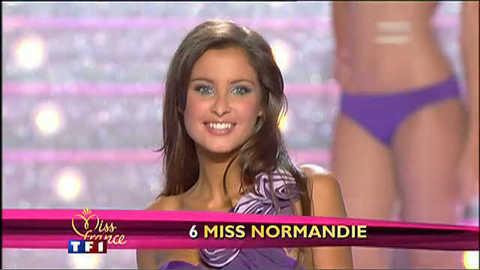 La nouvelle Miss France élue par le public